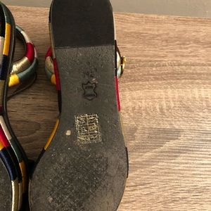02873ae4e6ad Tory Burch Shoes - Tory Burch Camilla Platform Sandal